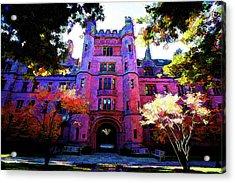 Yale Acrylic Print