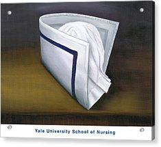 Yale University School Of Nursing Acrylic Print