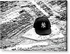 Yankees Home Acrylic Print