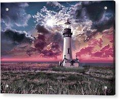 Yaquina Head Lighthouse 2 Acrylic Print