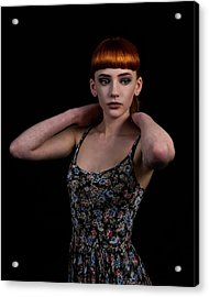 Yasmin Arms Raised Acrylic Print