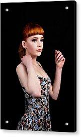 Yasmin Perfection Acrylic Print