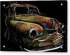 Ye Ol Vanguard Acrylic Print