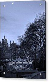 Ye Olde Fayre Acrylic Print by Jez C Self
