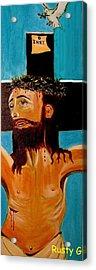 Yeshua Acrylic Print