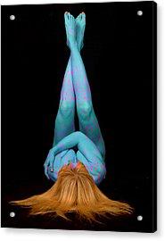 Yoga 2 Acrylic Print