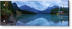 Acrylic Print featuring the photograph Yoho by Chad Dutson