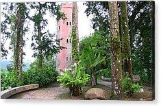 Yokahu Observation Tower Acrylic Print
