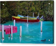 Yolas  Acrylic Print