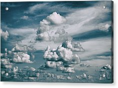 Acrylic Print featuring the photograph Yonder by Tom Druin