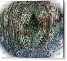 Yoni Au Naturel Une Acrylic Print
