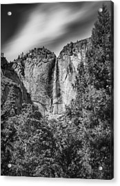 Acrylic Print featuring the photograph Yosemite Falls by Chris Cousins