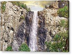 Yosemite Falls Acrylic Print by Michael Cleere