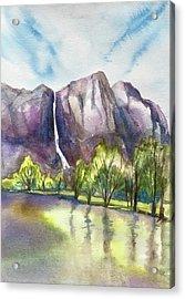 Yosemite Acrylic Print