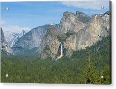 Yosemite National Park Acrylic Print by Kobby Dagan