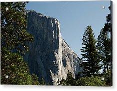Yosemite Acrylic Print by Nick Jones