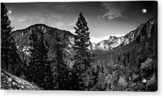 Acrylic Print featuring the photograph Yosemite by Ryan Photography