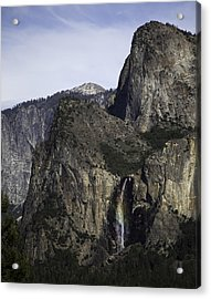Yosemite Valley Rainbow Acrylic Print