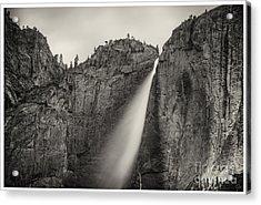 Yosemite Waterfall #2  Acrylic Print