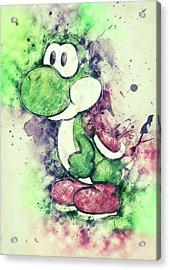 Yoshi Acrylic Print