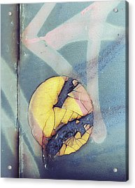 You Angered  Acrylic Print by Jerry Cordeiro