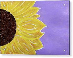 You Are My Sunshine Acrylic Print by Cyrionna The Cyerial Artist