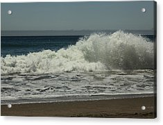 You Came Crashing Into Me Acrylic Print by Laurie Search