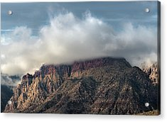 You Can Keep Your Hat On. Acrylic Print