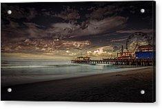 Enchanted Pier Acrylic Print