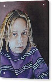 Young Mo Acrylic Print