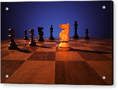 Your Move Acrylic Print