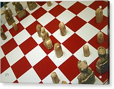 Your Move Acrylic Print by Jez C Self