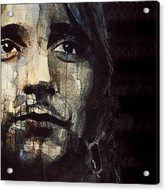 You're In My Heart  Acrylic Print by Paul Lovering