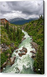 Yukon River Acrylic Print