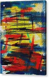 Yzur Acrylic Print