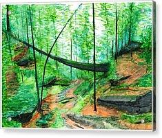 Zaleski Acrylic Print