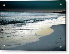 Zamas Beach #13 Acrylic Print