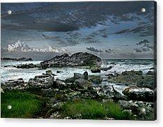 Zamas Beach #14 Acrylic Print