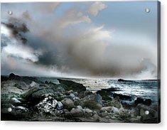 Zamas Beach #2 Acrylic Print