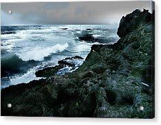 Zamas Beach #5 Acrylic Print