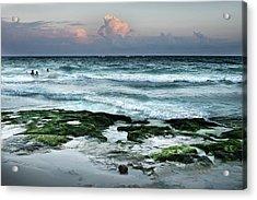 Zamas Beach #7 Acrylic Print