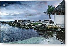 Zamas Beach #8 Acrylic Print