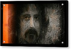 Zappa-the Deathless Horsie Acrylic Print
