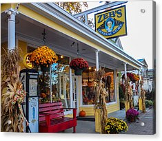 Zebs General Store, North Conway 1 Acrylic Print