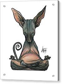 Zeljeznjak 3333 Acrylic Print