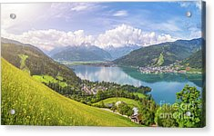 Zell Am See - Alpine Beauty Acrylic Print