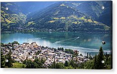 Zell Am See Austria Acrylic Print