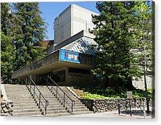 Zellerbach Playhouse At University Of California Berkeley Dsc6306 Acrylic Print