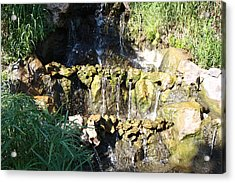Acrylic Print featuring the photograph Zen Garden by Julie Alison