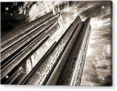 Zenith Towers Acrylic Print